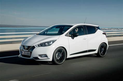 Nissan March 2019 by Nissan Micra N Sport 2019 Review Autocar
