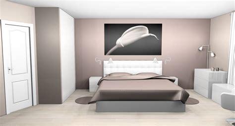 chambre grise et taupe deco chambre gris et taupe atlub com