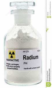 Radium Royalty Free Stock Image - Image: 6782196