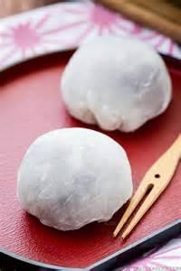 Japanese Red Bean Mochi Recipe