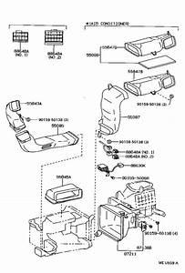 Toyota Land Cruiser Duct Sub