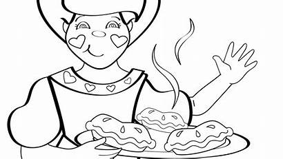 Hearts Queen Coloring Pages Nursery Rhyme Goose