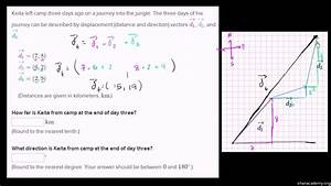 Vector Word Problems Worksheet At Vectorified Com
