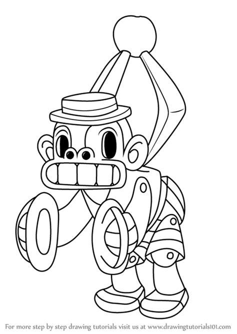 learn   draw  chimes  cuphead cuphead step
