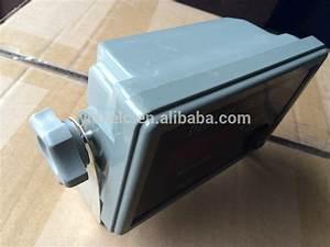 Square-type Marine Tachometer Rpm Meter 0-9999rpm
