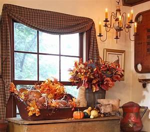 Fall Decoration Crafthubs Decor Ideas ~ idolza