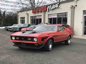 1971 Ford Mustang Mach 1 for Sale   ClassicCars.com   CC-1058563