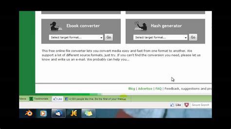 file converter working