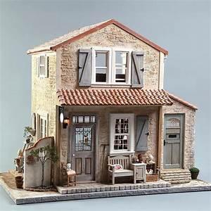 Maison De Noel Miniature : 25 best diorama ideas on pinterest dioramas shadow box and water effect ~ Nature-et-papiers.com Idées de Décoration