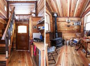 tiny homes interior pictures potomac cabin tiny house swoon