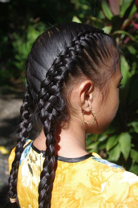 Braids And Hairstyles For Super Long Hair July 2013