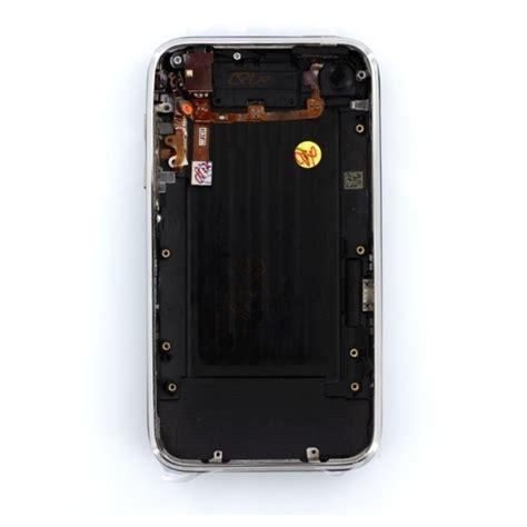nappe 3 iphone 3gs pour iphone 3gs coque de remplacement avec contour chrome nappe power vibreur