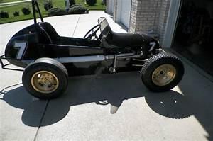 1960s Style Midget Open Wheel Circle Track Vintage Race
