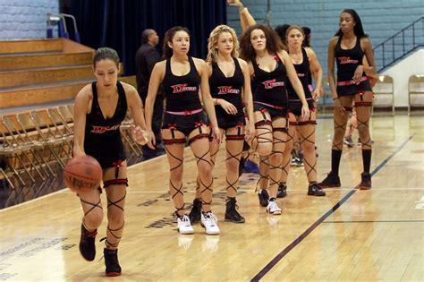 lingerie basketball league billed   beauty