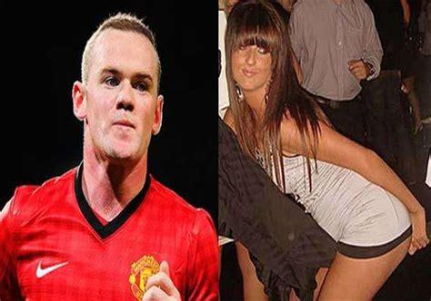 Will Sex Worker Helen Wood Spoil Wayne Rooneys World Cup