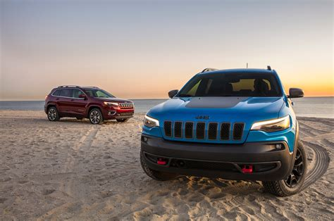 Jeep 2019 : 2019 Jeep Cherokee Reviews And Rating