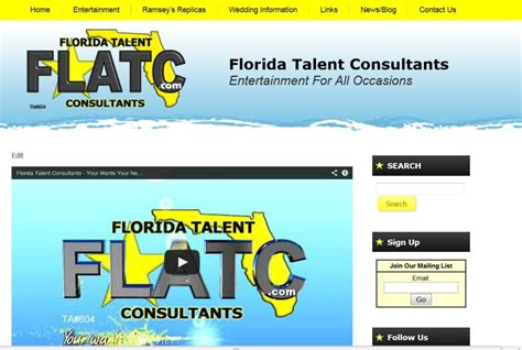 Search Engine Consultants by Florida Talent Consultants Search Engines Found Me