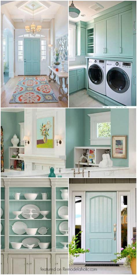 color spotlight wythe blue  benjamin moore home