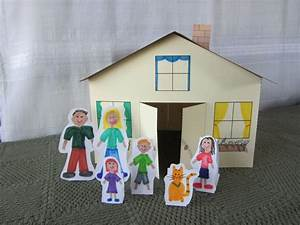 71 best images about Cardboard Doll House's And More on ...