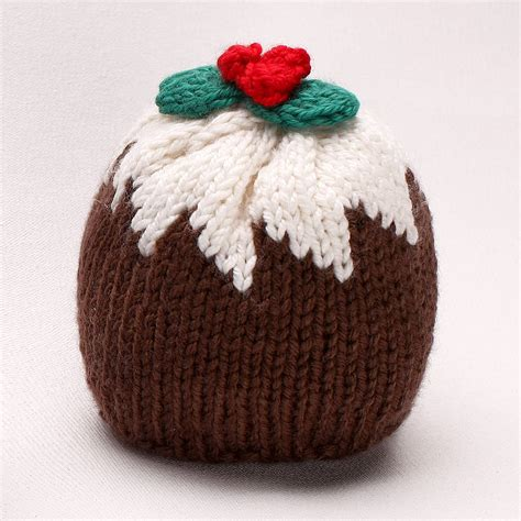 christmas pudding hat by anagibb notonthehighstreet com