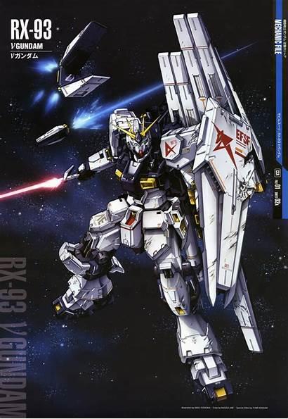 Gundam Mobile Suit Wallpapers Mechanic Rx