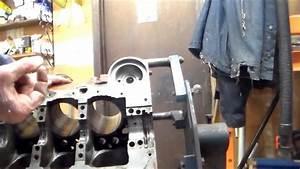 The Hidden Oil Galley Plug