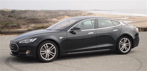 Tesla Model S With 60 Kwh Battery Rated At 208mile Range