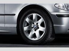 1x BMW Genuine Alloy Wheel 16
