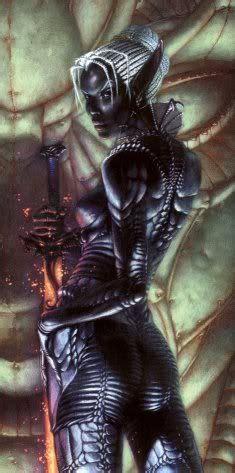 xendrik sulatar drow eberron dungeons  dragons