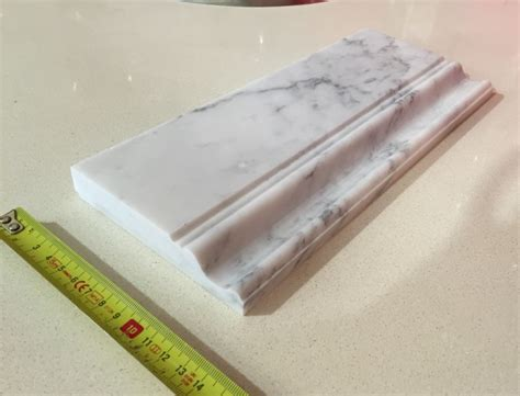 carrara c marble honed skirting tile � tile amp stone gallery
