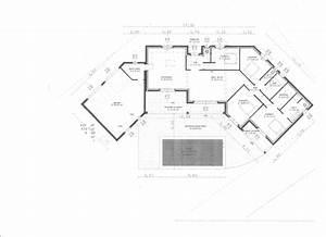 Plan Maison U : maison 140 m2 top maison ~ Dallasstarsshop.com Idées de Décoration