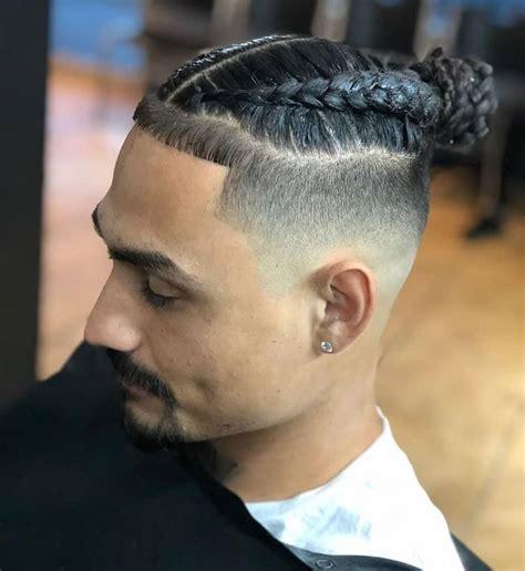 mid bald fade haircuts   cool mens hair