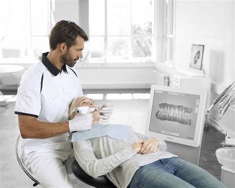 3shape Launches Trios 3 Mono Intraoral Scanner