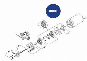 Shurflo Model 8000