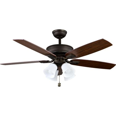oil rubbed bronze ceiling fan home decorators collection petersford 52 in led oil