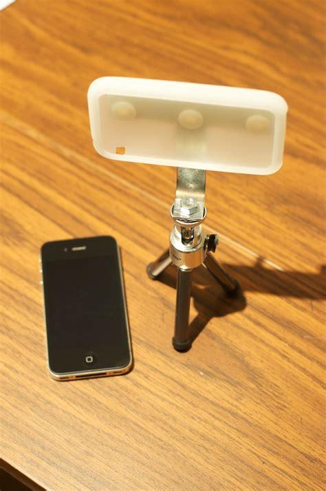 diy iphone tripod diy 10 iphone 4 3g 3gs tripod adapter is a