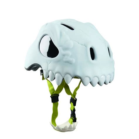 Crazy Safety stilīgā aizsargķivere - Spīdošais galvaskauss ...
