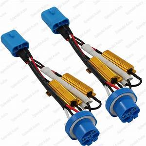 9004 9007 Hid Conversion Kit Error Free Load Resistors