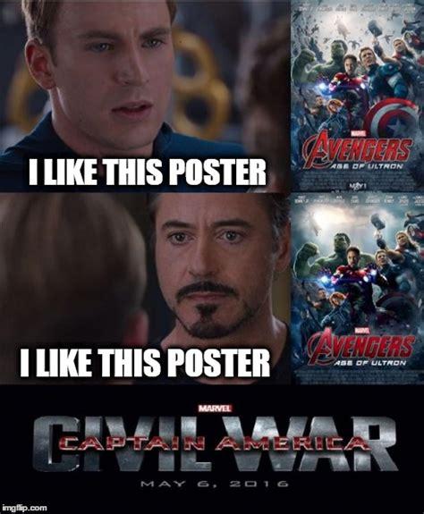 Meme Poster Maker - marvel civil war imgflip