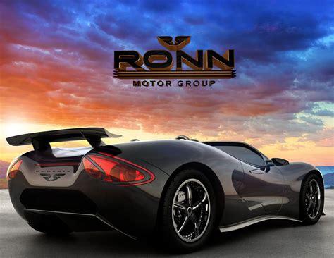 ronn motor group   engaged dawson james securities