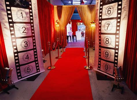 hollywood theme party equipment hire feel good
