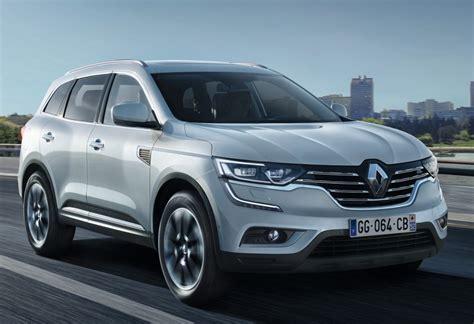 2017 Renault Koleos Ii Debuts In China To Global Audience