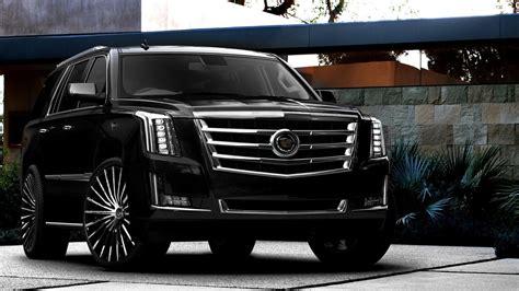 Black Cadillac Escalade - Gorgeous car