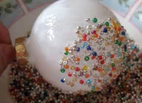 Bead Crafts Christmas Ornaments