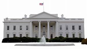 The White House transparent background