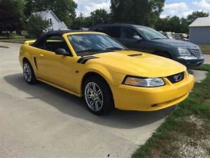 1999 Ford Mustang GT Convertible for sale $8800 | Christensen Auto Sales, Guthrie Center, Iowa