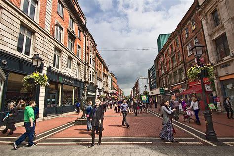 photo shopping  dublin ireland  earl street north