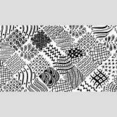 Simple Zentangle Art | Best | Free |