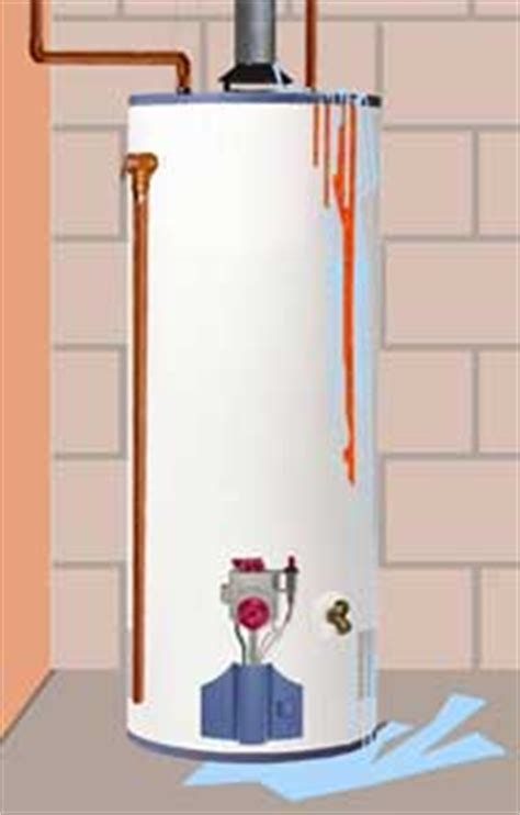 electric water heaters water heater leaking from top or bottom water heater