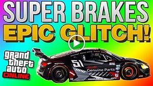 GTA 5 Online How To Get Super Brakes In Any Vehicle